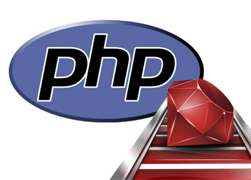 PHP vs. Ruby on Rails