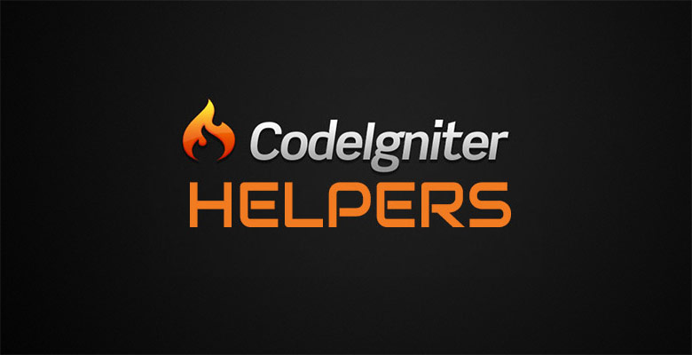 Codeigniter Helpers