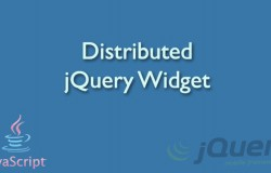 jQuery Widget Tutorial